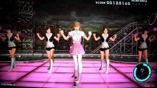 DanceEvolution Arcade - メグメグ☆ファイヤーエンドレスナイト 1P STEALTH thumbnail