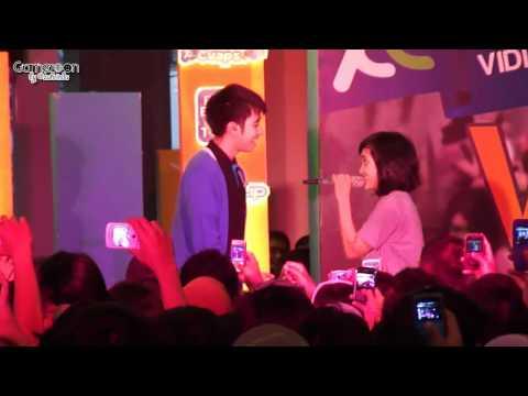 110703 (Fancam) HD Vidi Aldiano - Cinta Jangan Kau Pergi
