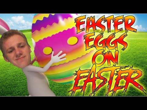 EASTER EGGS WITH SUBS ON EASTER - ROAD TO 800 SUBS - [SUB FOR SHOUTOUT]