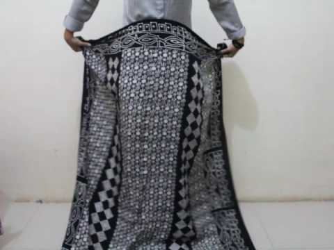 How to Wear Batik