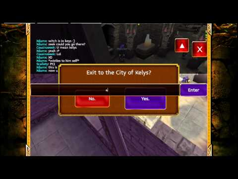 Arcane Legends-how To Unlock Keys And Nordr  Low Lvl