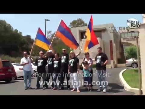 AFLAJIA Activist Assaulted While Delivering Letter to Western Armenian Prelacy