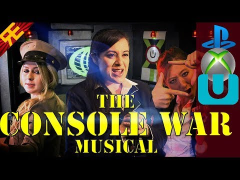 Console Wars: The Music Video