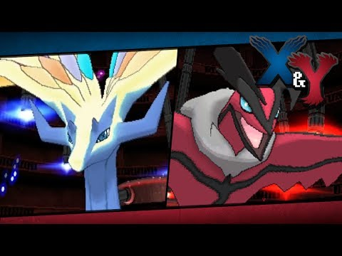 Pokémon X and Y - Episode 44 | Legendary Xerneas and Yveltal!