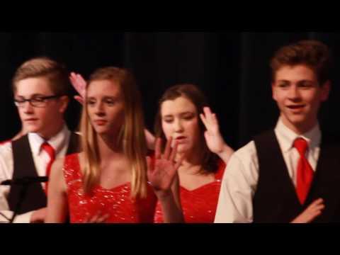 Sycamore Junior High Fine Arts Choir Concert 2017