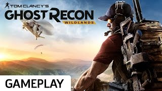 Amaru's Rescue Mission on PS4 - Ghost Recon: Wildlands Closed Beta Gameplay