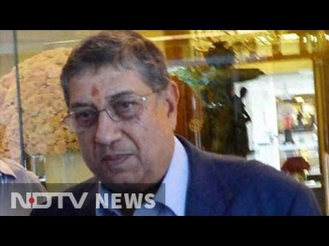 N. Srinivasan removed from ICC, BCCI Chief Manohar to step in