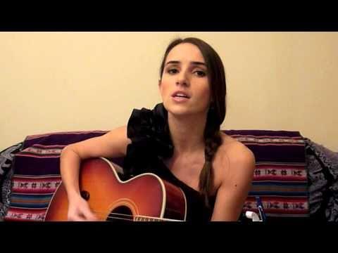 Ana Free sings Enrique Iglesias ft. Kelis - Not In Love