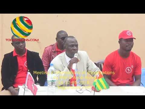 Togo/ Le PNP s'engagé à mettre fin à la dictature de Faure GNASSINGBE
