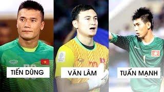 So sánh từng milimet, Bùi Tiến Dũng - Đặng Văn Lâm & Nguyễn Tuấn Manh - ai sẽ là số 1  Vlog Minh Hải