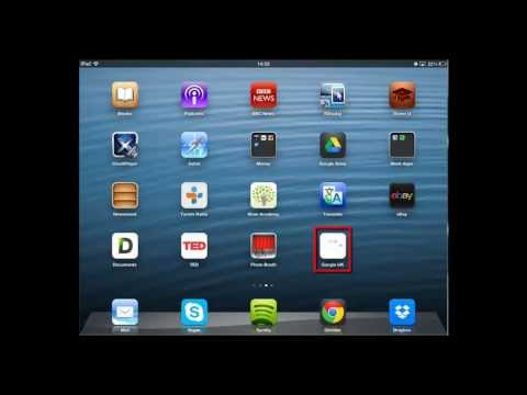 How to Set a Homepage on iPad and iPhone