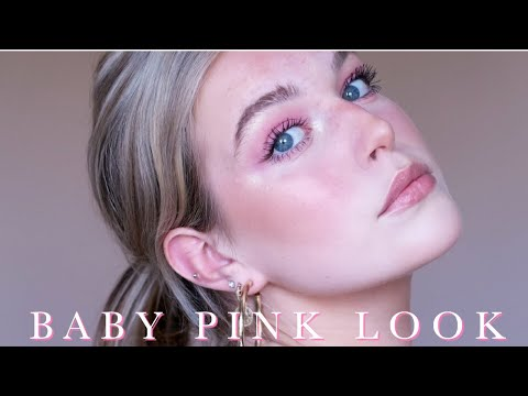 BABY PINK LOOK I Kylie Jenner inspired