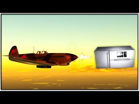 RUSSIAN FRIDGE LAUNCHER   Yak 9T (War Thunder)