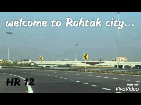 Rohtak city HR 12 Mur R singh &.amit phogat. The top Educational city of haryana