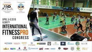 International FitnessPRO Congress - ПАРТНЁРЫ | April 5-8 | Almaty | KazNU