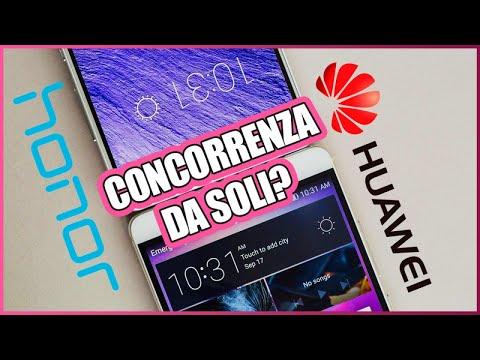 Honor e Huawei si fanno concorrenza da soli?