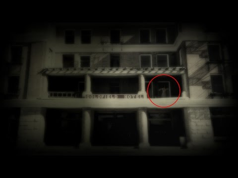 NEVADA - Ghosts Of Goldfield Hotel! - Paranormal America Episode 3