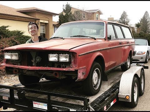 everything wrong with my $240 volvo 240
