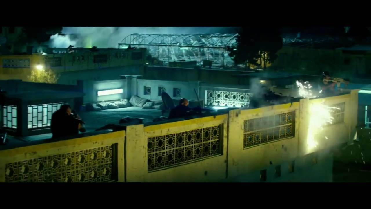 Download 13 Hours  The Secret Soldiers of Benghazi - Benghazi Battle Scene 1080p part 1