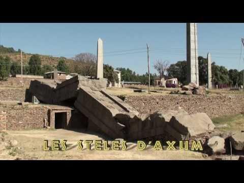 Visit of Axum (Ethiopia)