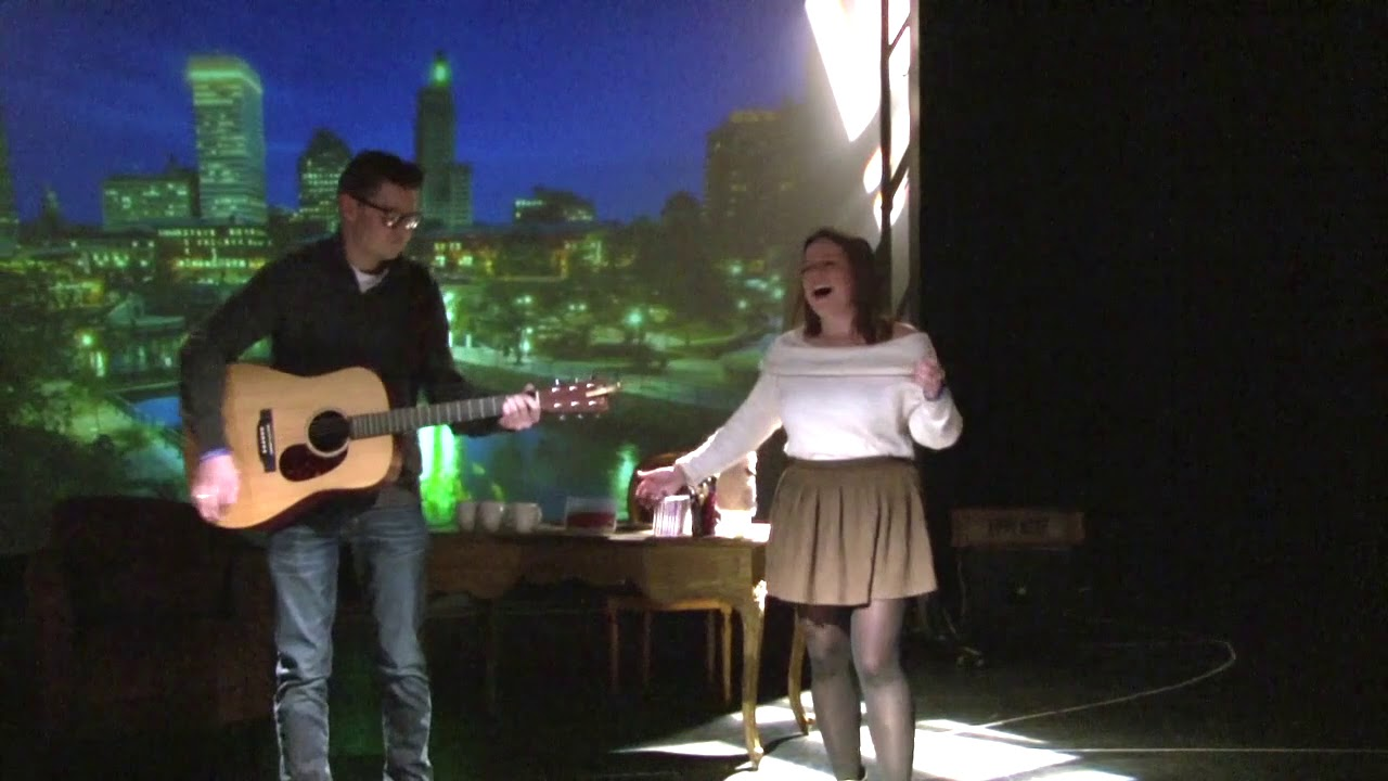 Musical Guests: Erin McCarthy & Mike Splann - The Tonight Show Starring William Oser