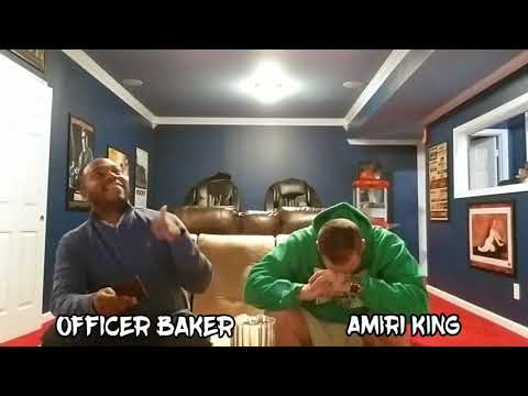 Mad Libs - Featuring Officer Baker