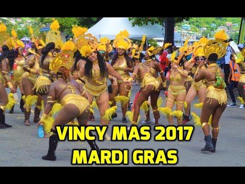Vincy Mas 2017 - Mardi Gras