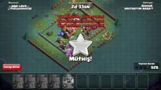 Savaş Makinesini Maksladık! Clash Of Clans