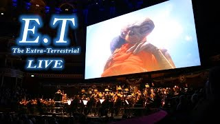 E.T Live Royal Albert Hall London. DEC 2016