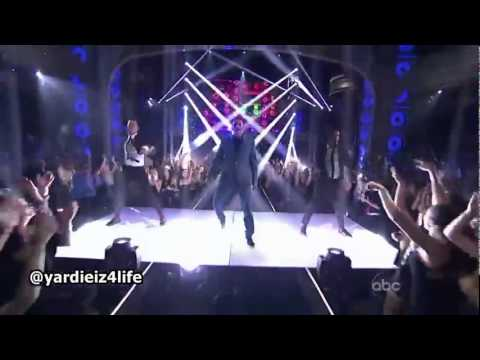 Chris Brown   Turn Up The Music (Dancing With The Stars Live) [2012].wmv
