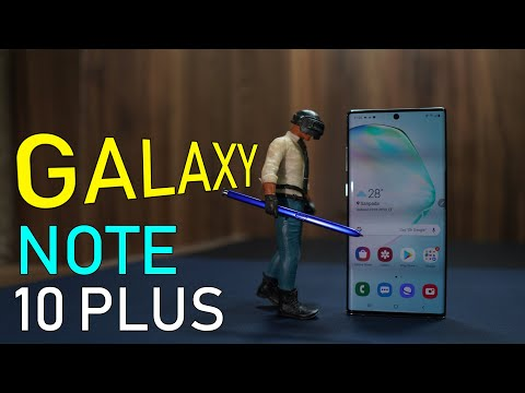 Samsung Galaxy Note 10 Plus Review, S-Pen Air Gesture, Zoom Mic And More