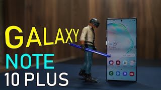 Samsung Galaxy Note 10 Plus Review S Pen Air Gesture Zoom Mic And More