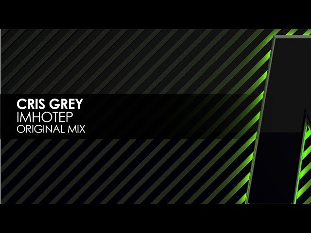 Cris Grey - Imhotep