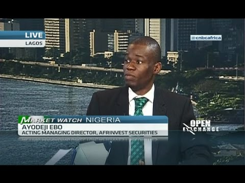 Equities market performance and the new CBN Investors & Exporters FX window