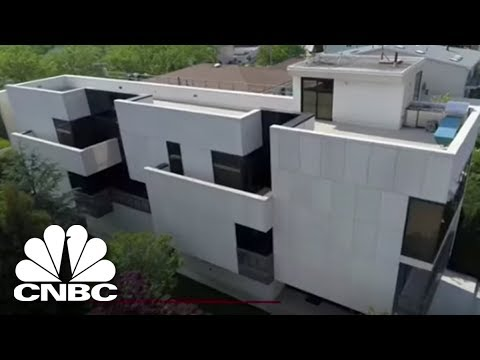 Go Inside An $18 Million Brooklyn Mega-Mansion | Secret Lives Of The Super Rich | CNBC Prime