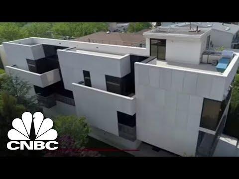 Go Inside an $18 million Brooklyn Mega-Mansion | Secret Lives of the Super Rich | CNBC Prime