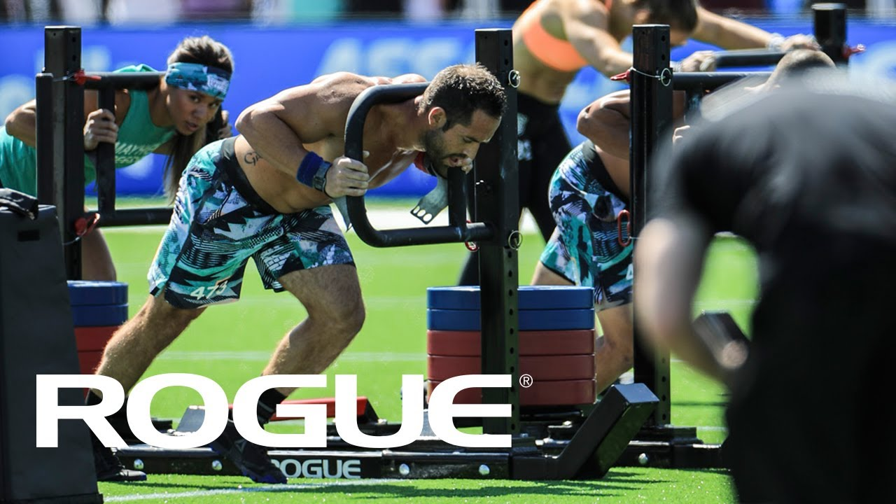 Assault To Bob Team Event 1 2019 Reebok Crossfit Games