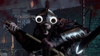 Four Idiots and some Rat Boys (Vermintide 2 Funny Moments)