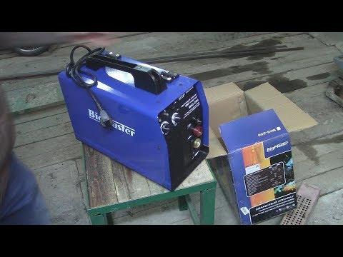 BigMaster MIG-200 сварочный инвертор полуавтомат