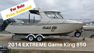 2014 EXTREME Game King 850