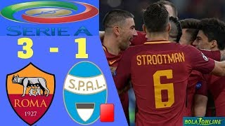 Download Video As Roma Vs Spal 3 - 1 All Goal And Highlights - 12/2/2017 MP3 3GP MP4