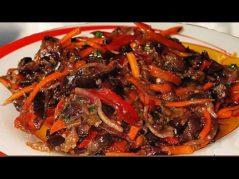 Заготовка баклажан на зиму Рецепты зимних заготовок