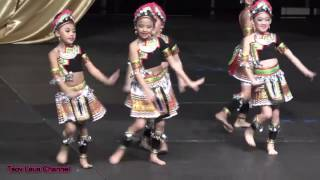 Dance Group A Dance Competition At Hmong MN New Year 2016 17 Pt 7