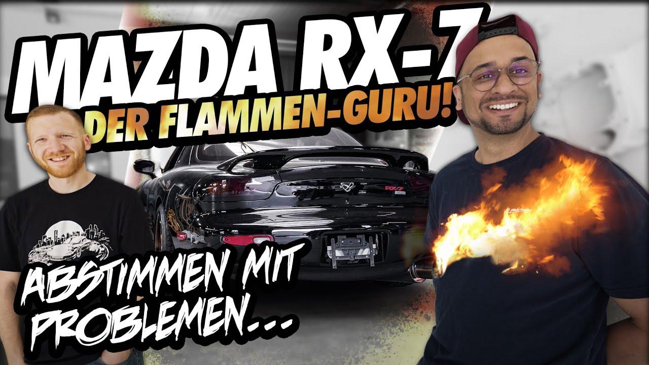 JP Performance - Mazda Rx7 Abstimmen Wankelguru