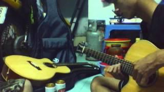 guitar bolero !đúng chất nhạc vàng ! 5/5 của phòng tui !