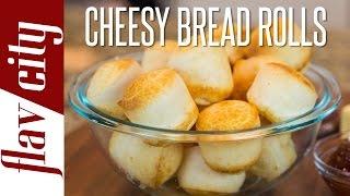 The Best Cheese Bread Recipe - Gluten Free Bread