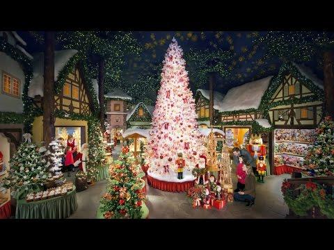 Käthe Wohlfahrt: prachtige kerstwinkel in Rothenburg ob der Tauber