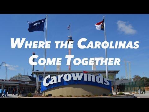 Welcome to Carowinds