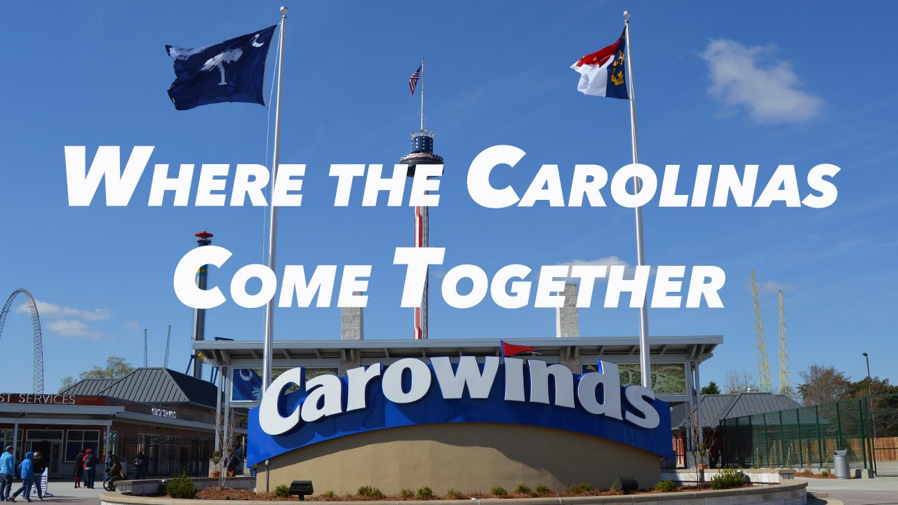 Carowinds' new coast-themed 27-acre waterpark opens May 21 | WLOS