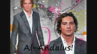 David Bisbal - Al-Andalus (sin mirar atras)